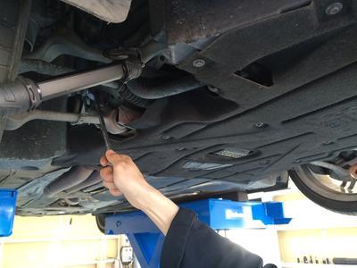 経験と知識が重要な輸入車修理