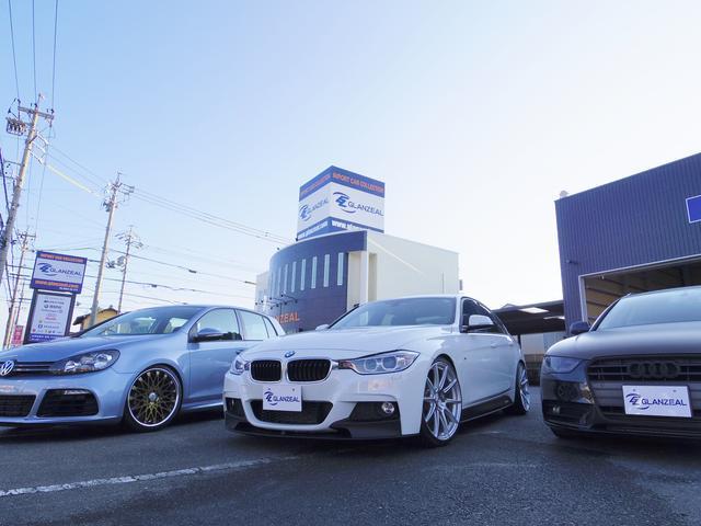GLANZEAL グランジール Audi BMW ベンツ専門店