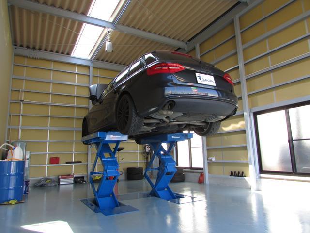 GLANZEAL グランジール Audi BMW ベンツ専門店(5枚目)