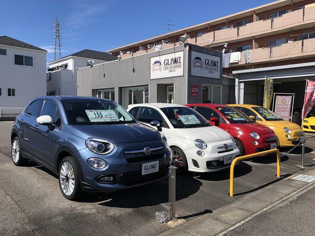GLANZ 欧州小型車専門店の店舗画像