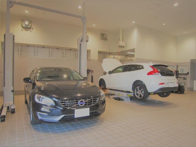 最新設備の専用工場を完備。最新テスターでお客様のお車を守ります