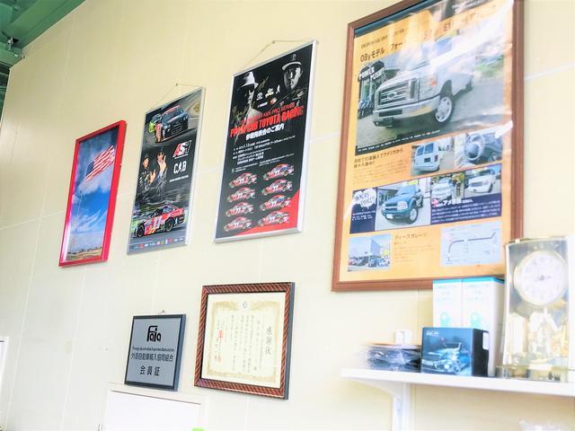 国産車から輸入車のパーツ取付・修理・販売まで対応しています