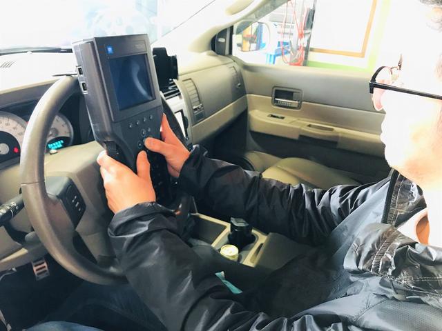 コンピューター診断機を完備