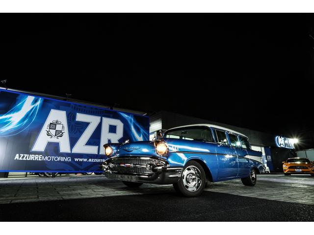 AZRでは、国産車からスーパーカーまで幅広いジャンルを取扱いしており、ノウハウもあります。