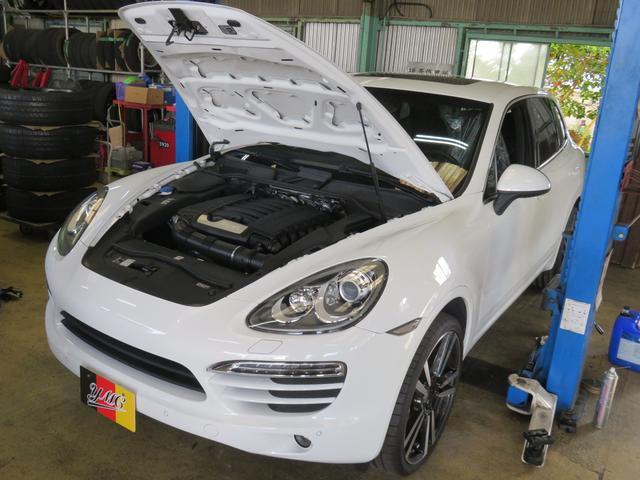 多くの車を見てきた経験でお客様に満足いただけるよう頑張っています。