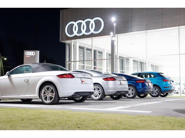 Audi三重四日市 認定中古車展示場