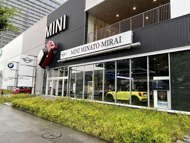 MINI NEXT みなとみらい ウエインズインポートカーズ(株)