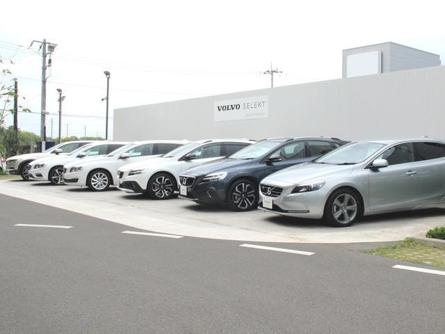 最新のボルボ車をはじめ、認定中古車は常時15台以上を展示。各車種取り揃えております。