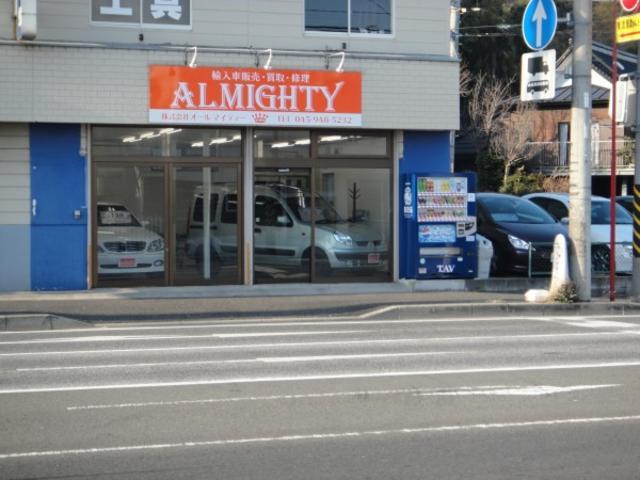 ALMIGHTY オールマイティー(5枚目)