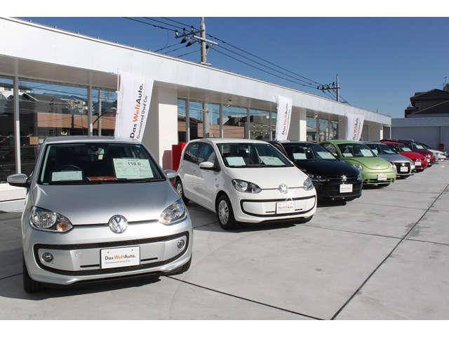 Volkswagen二俣川 ウエインズインポート横浜(株)(2枚目)