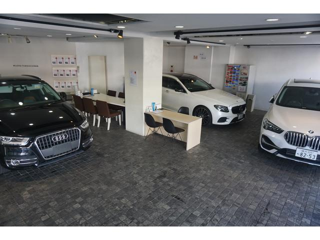 正規ディーラー査定指定店だから実現できる、明確な車歴と適正価格での販売をさせていただいております。