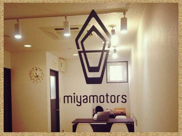 miyamotors(ミヤモータース)