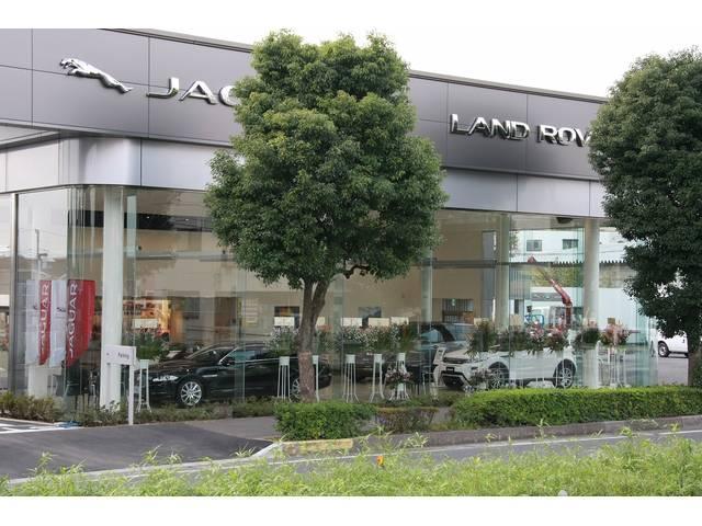 系列の正規ディーラージャガー・ランドローバ浦和の店舗になります。