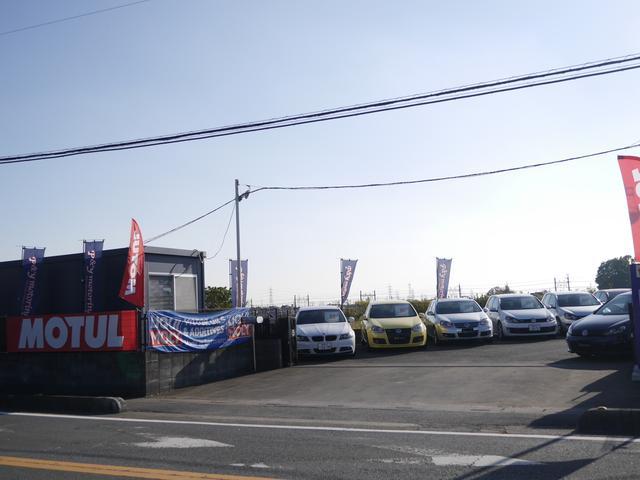 宮代町のp&yです。輸入車、国産車問わず用品取付、整備、車検、鈑金塗装など幅広く対応しております。