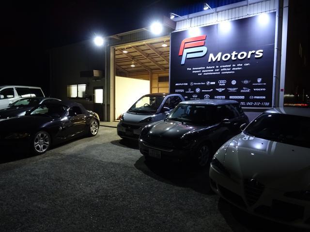 FP Motorsは2017年7月15日にオープンしました。屋内展示場をご用意して皆様をお迎えします