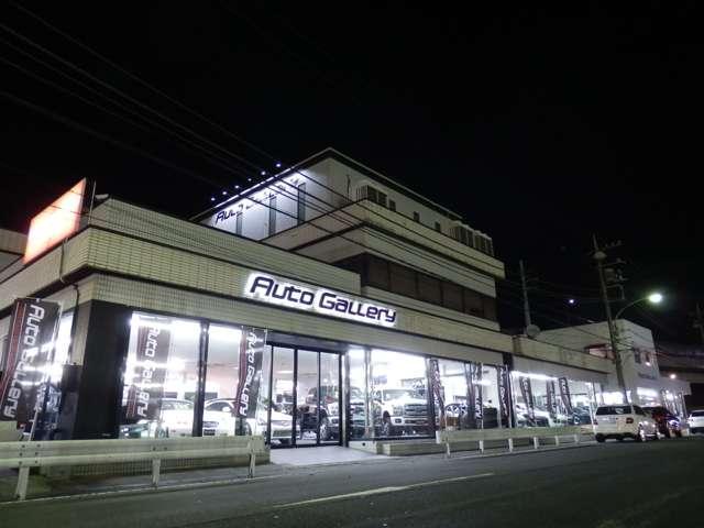 関東屈指の大型ショールームにて、雨天時や夜間もゆっくり在庫車をご覧いただけます。