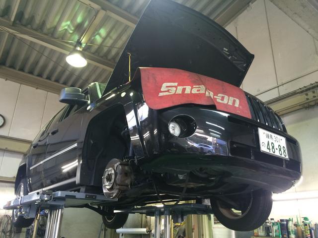 当社への入庫車両は全て細かく点検テストを実施致します!お客様に安心、快適なカーライフをご提供致します