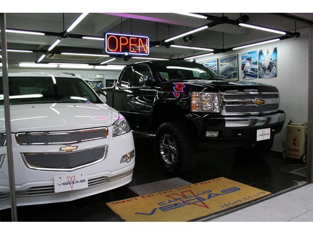 信頼と実績のVEGAS最新モデル、稀少車、低走行車やカスタム車など常時展示しています。
