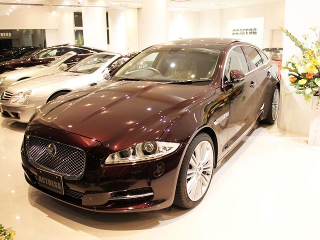 ジャガー・ランドローバーを中心としたラインナップで高品質なお車を販売しております。