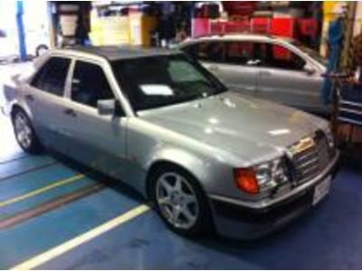 500E(W124)Cクラス(W202)