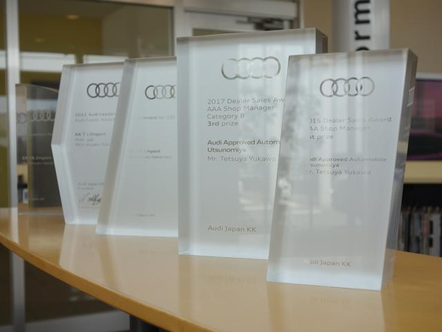 Audi Approved Automobile 宇都宮 (株)バックス・アドバンス(4枚目)