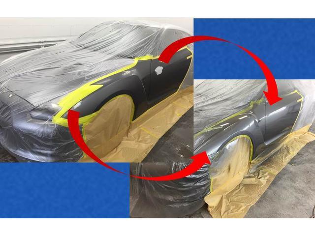 一般整備、車検、事故修理、レストア、鈑金塗装等のご依頼も承っております。お気軽にご相談ください☆
