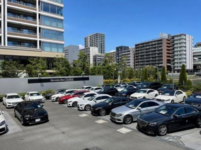 メルセデス・ベンツ 東京芝浦サーティファイドカーセンター(4枚目)