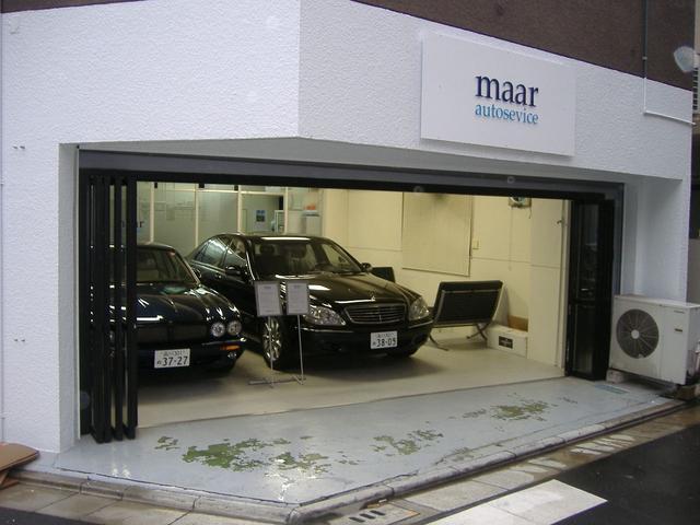 上質な高級車をと考えているなら輸入車専門店マールオートサービス整備工場も完備しております。