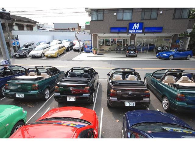 フォルクスワーゲン・オープンカー専門店 M style auto (株)エム・スタイル