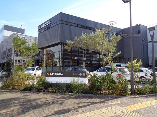 A PIT AUTOBACS SHINONOME CARS(1枚目)