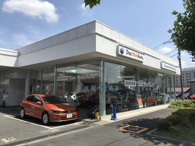 Volkswagen和光 フォルクスワーゲンジャパン販売株式会社(2枚目)