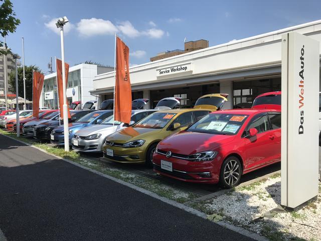 Volkswagen和光 フォルクスワーゲンジャパン販売株式会社(4枚目)