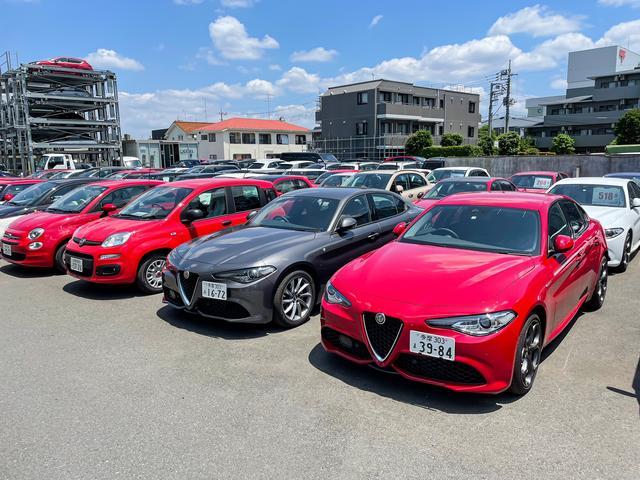 比較検討できるように話題の新車を各色ご用意! 最新モデルから限定モデルも見ながらご検討いただけます!