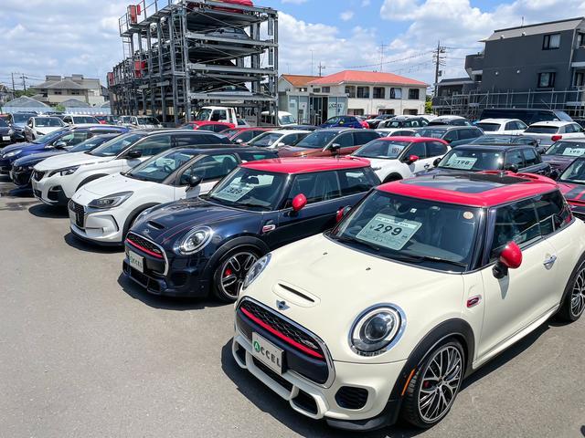 関東イチの認定中古車センターで人気車種を一気にご覧いただけます!あなたの1台がきっと見つかります!