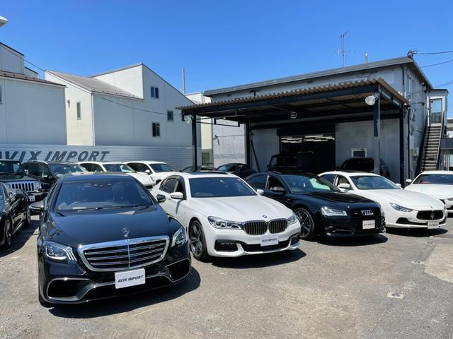 AVIX IMPORT NEXT (株)アビックスコーポレーション ヤナセ販売協力店(1枚目)