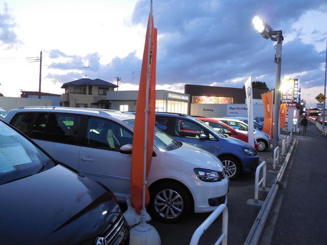 駐車場もございますので、お車でお越しの際は駐車場へ駐車しゆっくりとご覧いただけます。