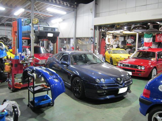 自社・認証工場完備!車検整備、法定点検などあらゆるニーズにお応えします!