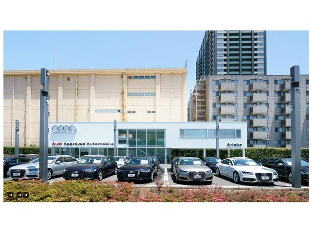 Audi Approved Automobile 有明 アウディジャパン販売(株)(3枚目)