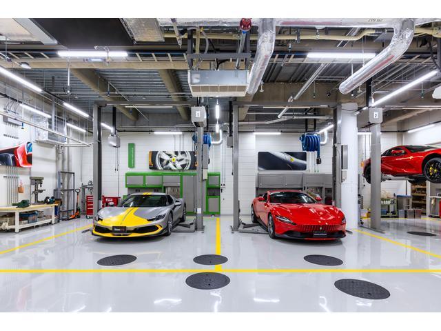 併設の東京サービスセンター芝工場にてアフターサービスもカバーしております。
