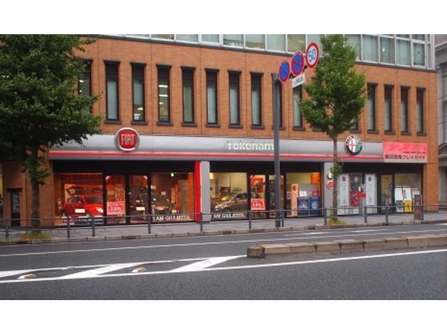 アルファロメオ横浜 フィアット/アバルト横浜 チェッカーモータース(株)の店舗画像