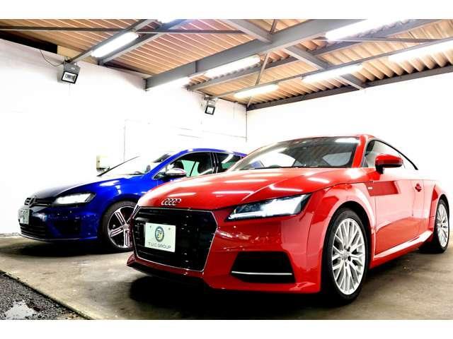 T.U.C. GROUP Audi・VW専門 千葉16号店(2枚目)