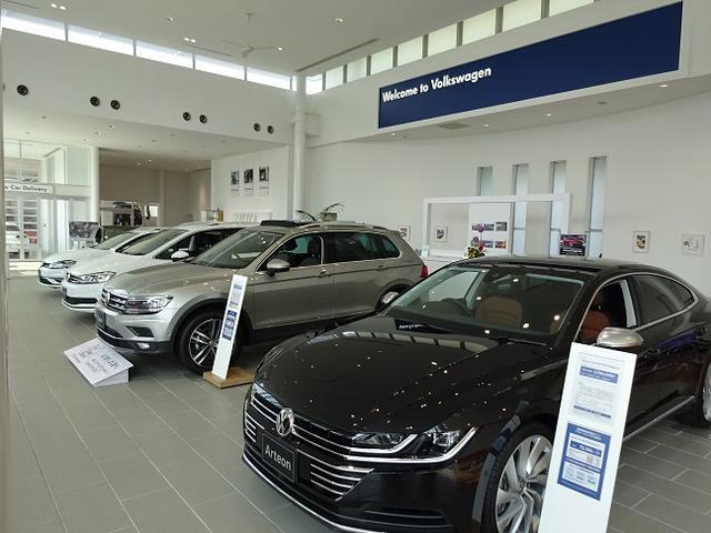 Volkswagen草加(4枚目)
