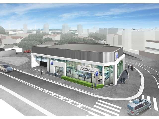 Volkswagenベイサイド横浜 根岸認定中古車センター ウエインズインポート横浜株式会社の店舗画像