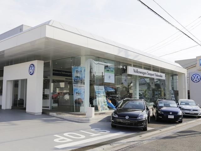 Volkswagenシーポート横須賀 ウエインズインポート横浜株式会社の店舗画像