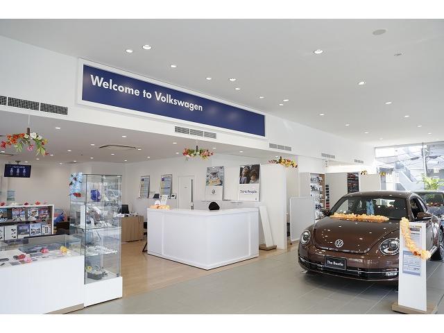 Volkswagenシーポート横須賀 ウエインズインポート横浜(株)(1枚目)