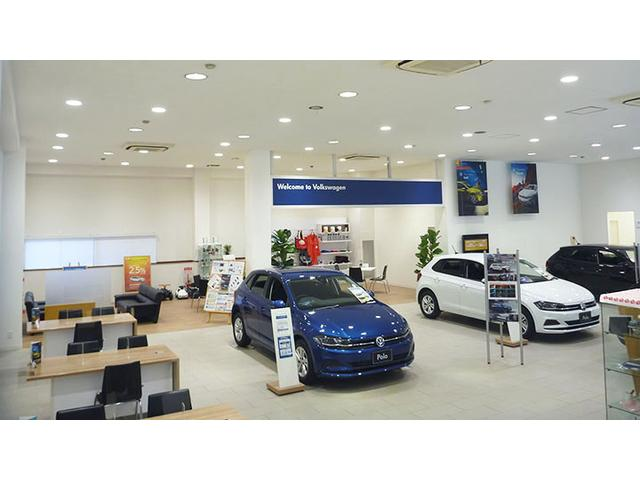 Volkswagen柏 (株)ファミリー(1枚目)