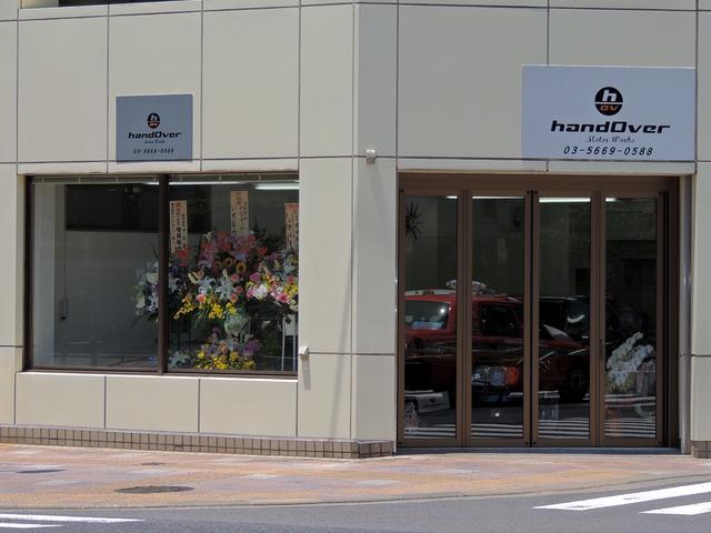 京葉道路(国道14号線)沿いです、錦糸町方面左側、緑3丁目西交差点が目印です。