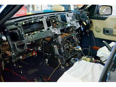 車両内装のオーダーメードも大歓迎です。