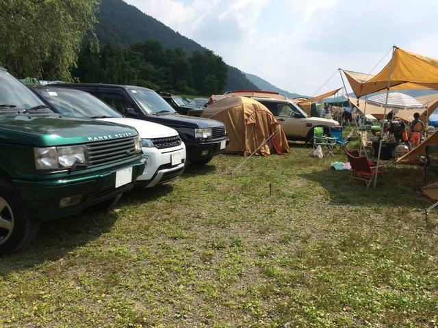 アウトドアイベントも盛りだくさん。キャンプにカヌーにダイビングに、素敵な大人たちが集まります。