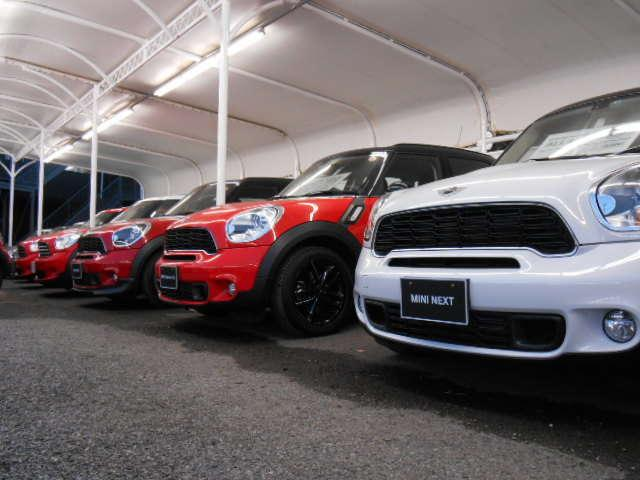 Motoren Glanz MINI NEXT 柏